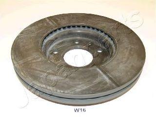 Тормозной диск  арт. DIW16