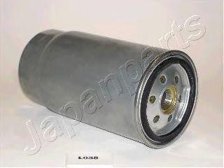 JAPANPARTS LANDROVER Фильтр топливный диз.Freelander I  2,0 D  97-03 BOSCH арт. FCL03S