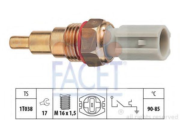 1 850 205 Датчик включения вентилятора FACET 75205