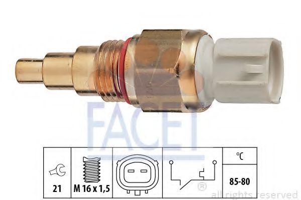 1 850 109 Датчик включения вентилятора FACET 75109