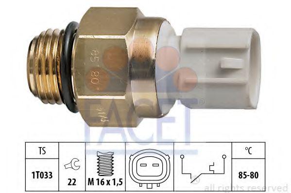 Датчик вмикання вентилятору в интернет магазине www.partlider.com