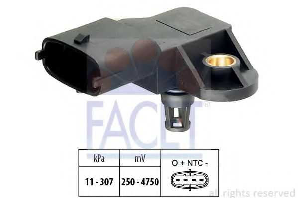 AIR PREASURE SENSOR eps 1993082