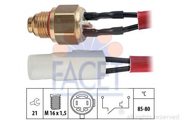 Термодатчик включения ветилятора  арт. 75065
