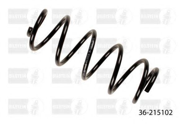 Винтовая пружина подвески (Серия: B3) BILSTEIN 36215102
