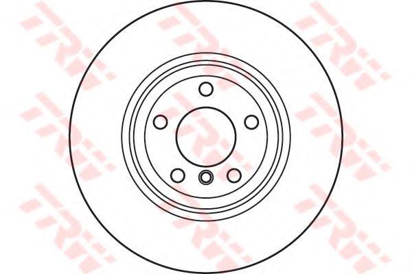 Тормозной диск  арт. DF6070S