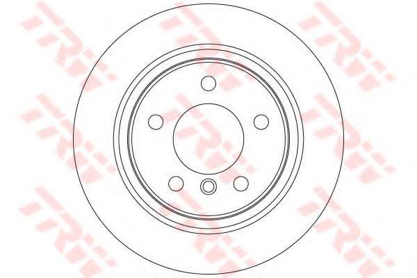 Тормозной диск  арт. DF6137