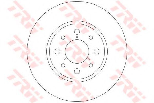 Гальмівний диск  арт. DF6347