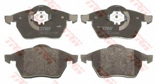 GDB1200  TRW - Гальмівні колодки до дисків TRW GDB1200