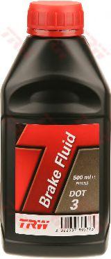 Тормозные жидкости Жидкость тормозная  арт. PFB350