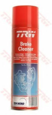 Очистители тормозной системы Очиститель тормозной системы TRW Brake Cleaner (500мл.)  арт. PFC105