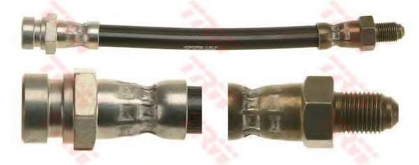 Тормозной шланг  арт. PHB511