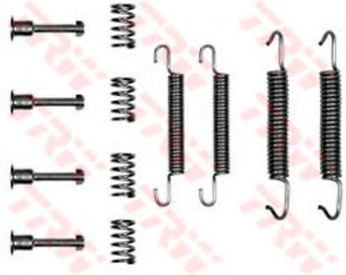 SFK108  TRW - Комплект для монтажу колодок до барабанів  арт. SFK108