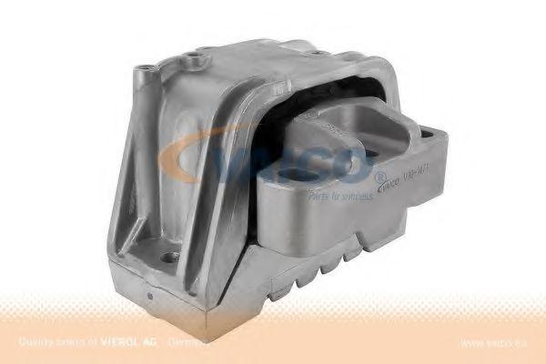 Подушка двигуна права Skoda Octavia 1.6/1.6FSI 04-/VW Golf 5 04- VAICO V101471