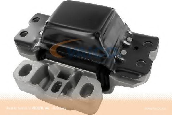 Подушка двигуна ліва Skoda Octavia 1.6/1.6FSI 04-/ VAICO V101476