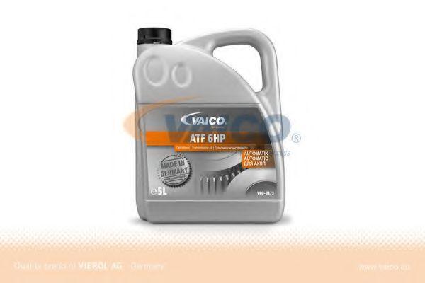 Трансмісійне масло (жовто-коричневе) для 6-ступеневих (сумісно з 5-ст) АКПП 5L VAICO V600173