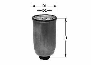 Фильтр топлива FORD TRANSIT 2.5TD/TDI -10/97 CLEANFILTERS DN873