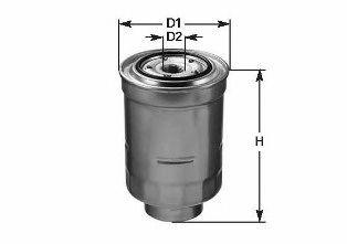 Фильтр топливный Avensis/Corolla/Rav4/Yaris/Mazda 323/6 98- CLEANFILTERS DN1918