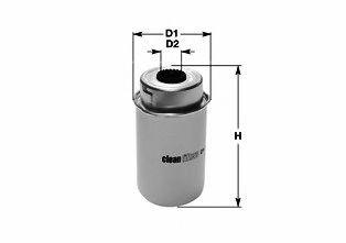 Фильтр топлива FORD TRANSIT 2.4 DI 3/04- CLEANFILTERS DN1954