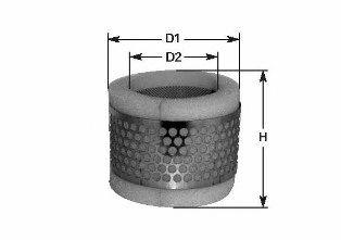 Воздушный фильтр Воздушный фильтр CLEANFILTERS арт. MA382