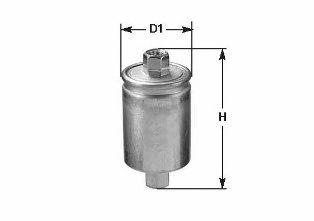 Фильтр топливный Audi B4/A4 2.7/A6 97- (бензин) CLEANFILTERS MBNA959