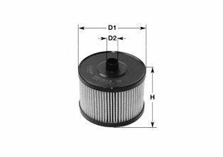 Фильтр топливный 2.0HDi Scudo/Expert 07-/Citroen C4/C5 05- CLEANFILTERS MG1612