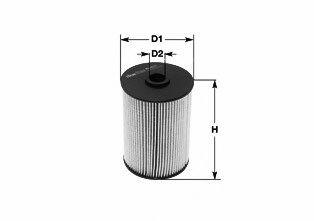 Фильтр топливный 1.9/2.0 TDI/SDI Caddy III >03.06 (>2K-6-090000)/Golf V/Octavia A5 CLEANFILTERS MG1617