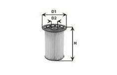 Фильтр топлива AUDI/VW/SEAT 1.6/2.0 TDI 03.05- CLEANFILTERS MG3601
