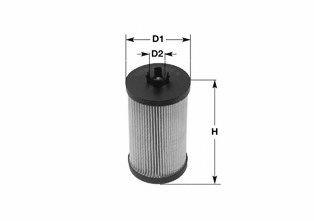 Фильтр масла Combo 1.4i 16V 01>/AstraG/H CLEANFILTERS арт. ML035