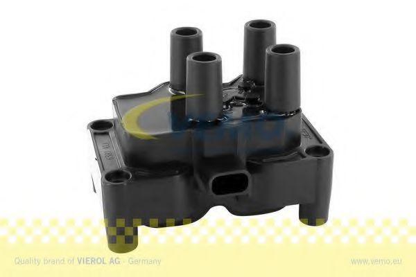 Котушка запалювання Ford Fiesta, Focus, Fusion 1.25-1.6 08.02-// Volvo C30/V40/V50 1.6 05-  VEMO V25700009