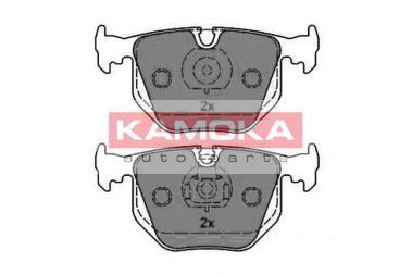 Комплект тормозных колодок, дисковый тормоз  арт. JQ1012966