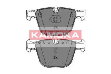 Комплект тормозных колодок, дисковый тормоз  арт. JQ1013344