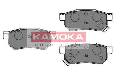 Комплект тормозных колодок, дисковый тормоз  арт. JQ101944