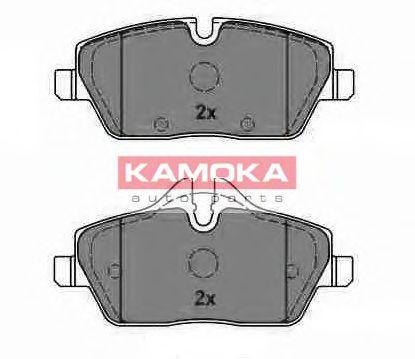 Комплект тормозных колодок, дисковый тормоз  арт. JQ1013948