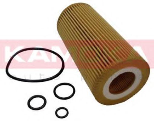 Фильтр масляный (вкладыш) MB E (W210/W211) 99-08; S 99-05  арт. F108901