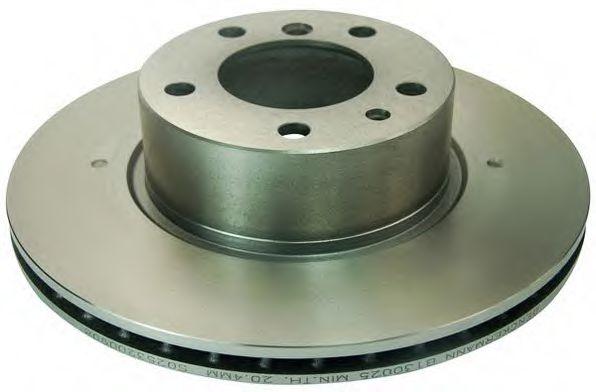Тормозной диск  арт. B130025