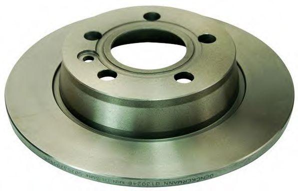 Тормозной диск  арт. B130246