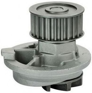 Водяна помпа Chevrolet Captiva/Epica/Lacetti/Opel Astra F/G/H/Omega B/Vectra A/B/Zafira 1.7TD/1.8/2.0/2.4 1994- DENCKERMANN A310015P