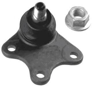 Шарова опора права Skoda/Seat/VW 1.0-2.0 99-10 DENCKERMANN D110115