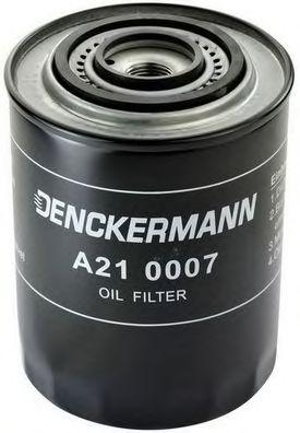(Ø 108mm) Фільтр масляний Fiat Ducato 02-/Iveco Daily 99-/Peugeot Boxer 99- DENCKERMANN A210007