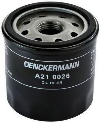 Фільтр масла Chery QQ/Daihatsu Charade 1.0 Diesel 87-  арт. A210026
