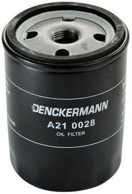 Фільтр масляний Opel Ascona 1.6D 82-, Astra 1.7DGL, GT  арт. A210028