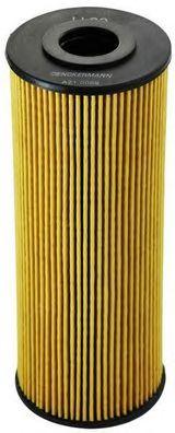 Фiльтр масляний DB W202 93-00  арт. A210069