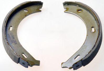 Тормозные колодки барабанные Тормозные колодки ручного тормоза (180x20) Mercedes Vito  96- DENCKERMANN арт. B120127