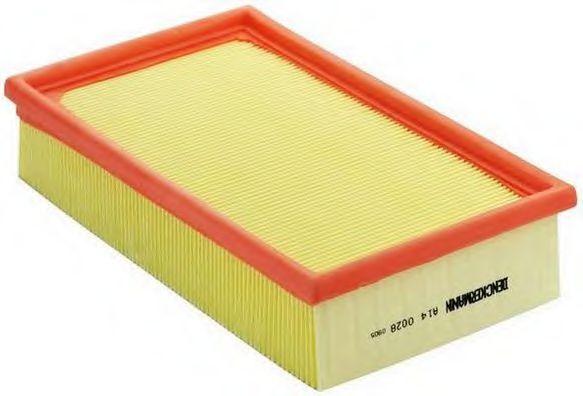 Воздушный фильтр  арт. A140028