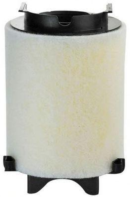 Фильтр воздушный AUDI A3 1.6-2.0 FSI 03-, GOLF V (пр-во DENCKERMANN)                                  арт. A140750