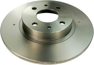 Тормозной диск  арт. B130016