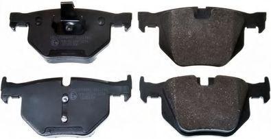BRAKE PAD REAR  арт. B111143