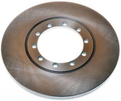 Тормозной диск  арт. B130430
