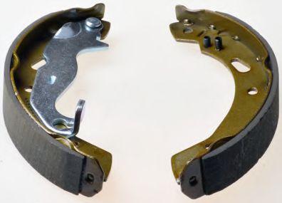 Барабанні гальмівні колодки Ford Focus 06- DENCKERMANN B120121