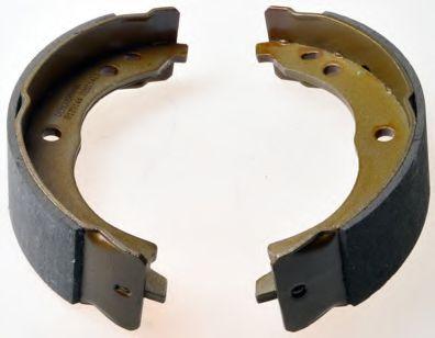 Барабанні гальмівні колодки Citroen Jumper/ Fiat Ducato/Peugeot Boxer 1.9-2.8HDI 01-  DENCKERMANN B120144